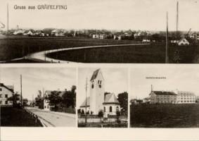 Gräfelfing um 1920