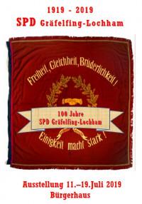 Jubiläumsausstellung 100 Jahre SPD Gräfelfing